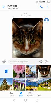 Huawei Mate 10 Pro - MMS - Erstellen und senden - 20 / 21