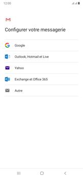 Samsung Galaxy Note20 Ultra 5G - E-mails - Ajouter ou modifier un compte e-mail - Étape 8
