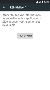 OnePlus 3 - Appareil - Réinitialisation de la configuration d