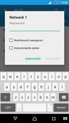 Sony Xperia Z5 (E6653) - wifi - handmatig instellen - stap 7
