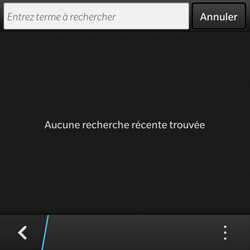 BlackBerry Q10 - Applications - Installation d