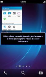 BlackBerry Z10 - Premiers pas - Créer un compte - Étape 20