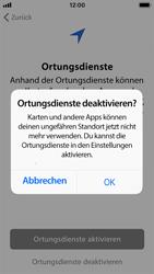 Apple iPhone SE - iOS 11 - Persönliche Einstellungen von einem alten iPhone übertragen - 21 / 29