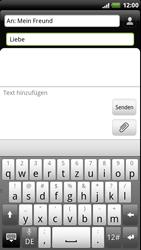 HTC Sensation XE - MMS - Erstellen und senden - 0 / 0