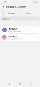 Samsung Galaxy A20e - E-mail - e-mail versturen - Stap 6