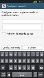Samsung Galaxy S 4 Mini LTE - E-mail - configuration manuelle - Étape 6