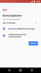 Motorola Moto G5s - E-Mail - Konto einrichten - 1 / 1