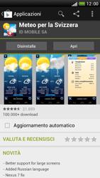 HTC One S - Applicazioni - Installazione delle applicazioni - Fase 18