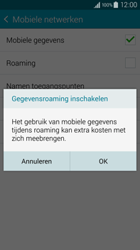 Samsung N910F Galaxy Note 4 - Internet - handmatig instellen - Stap 8