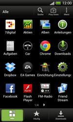 HTC One SV - Netzwerk - Manuelle Netzwerkwahl - Schritt 3