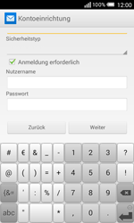 Alcatel OT-5050X Pop S3 - E-Mail - Konto einrichten - Schritt 15