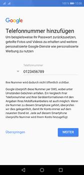 Huawei P20 - Apps - Konto anlegen und einrichten - 12 / 17