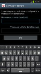 Samsung Galaxy Note 2 - E-mails - Ajouter ou modifier un compte e-mail - Étape 13