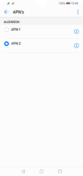 Huawei Y7 (2019) - Internet - handmatig instellen - Stap 17