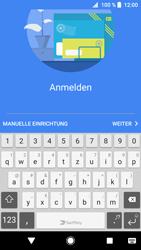 Sony Xperia XZ1 - E-Mail - Manuelle Konfiguration - Schritt 9