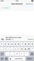 Apple iPhone 6s - MMS - Erstellen und senden - Schritt 10