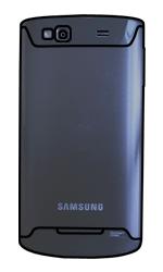 Samsung S8600 Wave 3 - SIM-Karte - Einlegen - Schritt 2