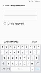 Samsung Galaxy S7 - Android N - E-mail - configurazione manuale - Fase 7