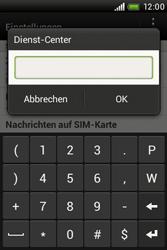 HTC A320e Desire C - SMS - Manuelle Konfiguration - Schritt 6