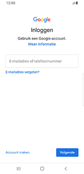 Samsung galaxy-s8-sm-g950f-android-pie - E-mail - 032a. Email wizard - Gmail - Stap 9