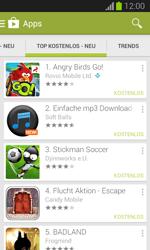 Samsung Galaxy Trend Lite - Apps - Installieren von Apps - Schritt 12