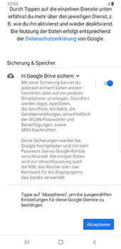 Samsung Galaxy Note9 - Android Pie - E-Mail - 032a. Email wizard - Gmail - Schritt 11