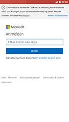 Nokia 8 - E-Mail - 032c. Email wizard - Outlook - Schritt 8