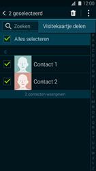 Samsung G901F Galaxy S5 Plus - Contactgegevens overzetten - delen via Bluetooth - Stap 8