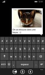 Microsoft Lumia 532 - MMS - Envoi d