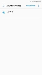 Samsung Galaxy A5 (2017) - Android Oreo - MMS - Manuelle Konfiguration - Schritt 8