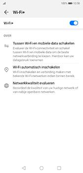 Huawei P20 - Android Pie - wifi - schakel Wi-Fi Assistentie uit - stap 10