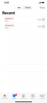 Apple iphone-xs-max-met-ios-13-model-a1921 - Beveiliging en ouderlijk toezicht - Nummer blokkeren - Stap 4