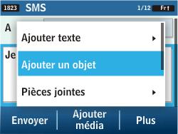 Samsung C3500 Chat 350 - MMS - envoi d'images - Étape 8