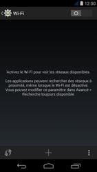 Acer Liquid Jade S - WiFi - configuration du WiFi - Étape 5
