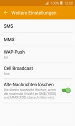 Samsung Galaxy J1 (2016) - SMS - Manuelle Konfiguration - 0 / 0