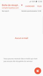 Samsung Galaxy S6 Edge (G925F) - Android M - E-mail - Configurer l