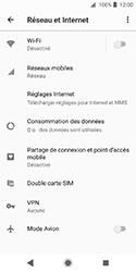 Sony Xperia XZ2 Compact - Wi-Fi - Accéder au réseau Wi-Fi - Étape 5