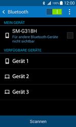 Samsung Galaxy Trend 2 Lite - Bluetooth - Geräte koppeln - 8 / 11