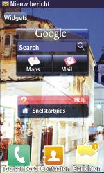 Samsung S8500 Wave - MMS - automatisch instellen - Stap 3