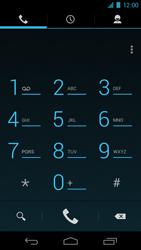 Samsung I9250 Galaxy Nexus - Messagerie vocale - Configuration manuelle - Étape 3