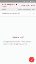 Samsung G920F Galaxy S6 - E-mail - Envoi d