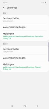 Samsung galaxy-s10-lite-dual-sim-sm-g770f - Voicemail - Handmatig instellen - Stap 7