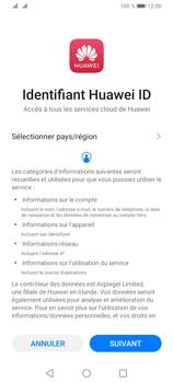 Huawei Y6P - Applications - Créer un compte - Étape 10