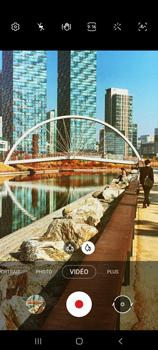 Samsung Galaxy A51 - Photos, vidéos, musique - Créer une vidéo - Étape 13