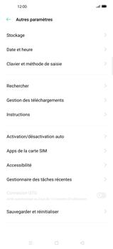Oppo Find X2 Pro - Aller plus loin - Gérer vos données depuis le portable - Étape 8