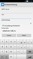 Alcatel OT-6034 Idol S - E-Mail - Konto einrichten - Schritt 14