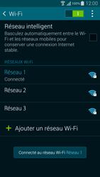 Samsung G850F Galaxy Alpha - Wi-Fi - Accéder au réseau Wi-Fi - Étape 8