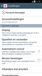 Samsung I9505 Galaxy S IV LTE - E-mail - Instellingen KPNMail controleren - Stap 7