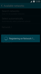 Samsung Galaxy S 5 - Network - Manual network selection - Step 11