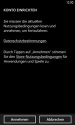 HTC Windows Phone 8S - Apps - Konto anlegen und einrichten - 17 / 18